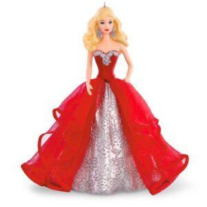 Holiday Barbie 2015 Keepsake Ornament
