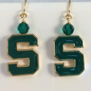 MSU Earrings