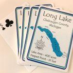 long lake playing cards