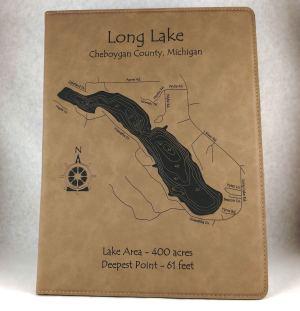 long lake notebook