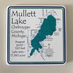 Mullett Lake Coasters