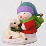 2018 Snow Buddies Hallmark Keepsake
