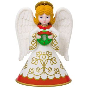 2017 Heirloom Angels Hallmark Keepsake Ornament Series
