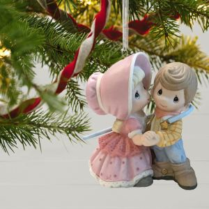 Precious Moments Woody and Little Bo Peep ornament