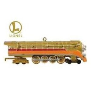 4449 Daylight Steam Locomotive 2012 Keepsake Special Edition ornament