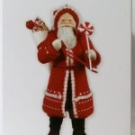 2011 Father Christmas 8 in Hallmark Series