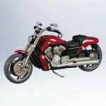 2011 Harley Motorcycle Milestones Hallmark