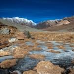 Frozen Landscape by Manish Lakhani