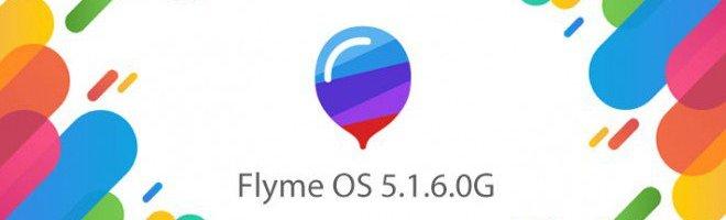Meizu rilascia l'aggiornamento Flyme 5.1.6.0 – (Download)