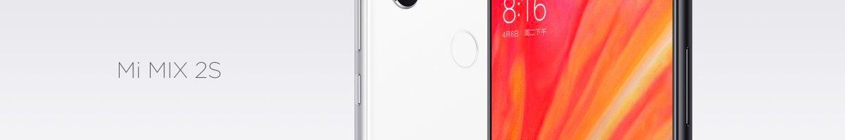 Xiaomi Mi Mix 2S ufficiale: un'evoluzione dello Xiaomi Mi Mix 2