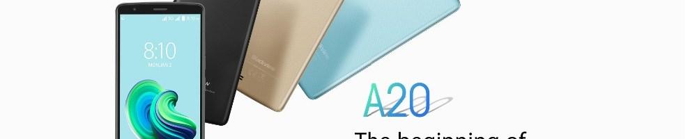 Blackview A20: uno smartphone con Android Go che costa 33 euro