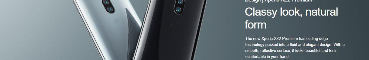 Sony Xperia XZ2 Premium ufficiale: il vero top di gamma di Sony è stato svelato senza fare rumore
