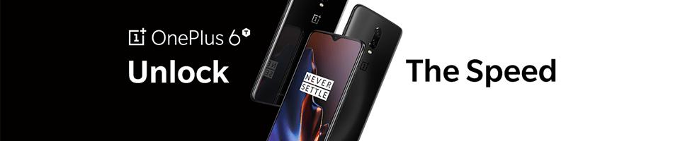 OnePlus 6T ufficiale: lettore sotto il display, notch a goccia e grande batteria