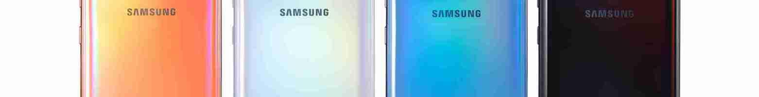 Samsung Galaxy A70 ufficiale: uno smartphone di fascia media interessante