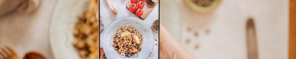 Food photography estate 2019: ecco i 5 consigli di Samsung e del fotografo Neri Oddo per foto perfette