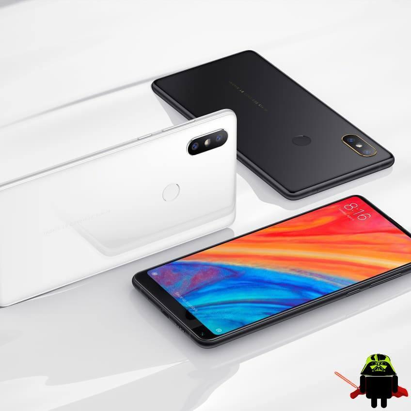 1 - Xiaomi Mi Mix 2S