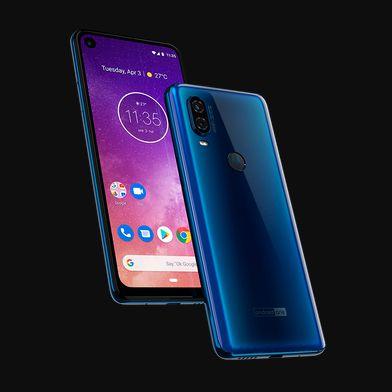 1 - Motorola One Vision