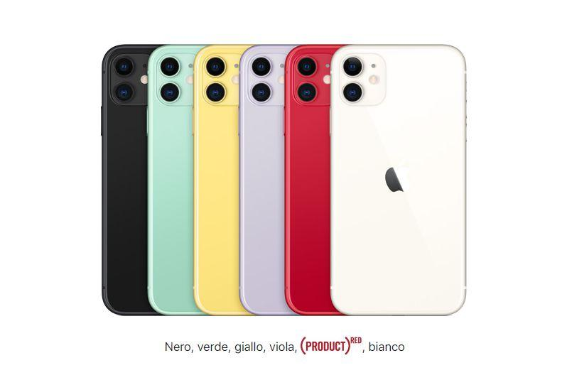 1 - iPhone 11, iPhone 11 Pro ed iPhone 11 Pro Max