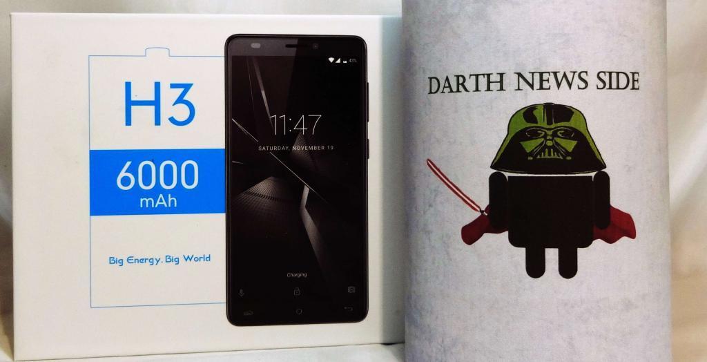 Recensione Cubot H3: uno smartphone low-cost con una super autonomia