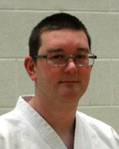 Sensei Chris- Dartmouth Karate Club Instructor