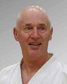 Sensei Peter Atkins - Dartmouth Karate Club Instructor