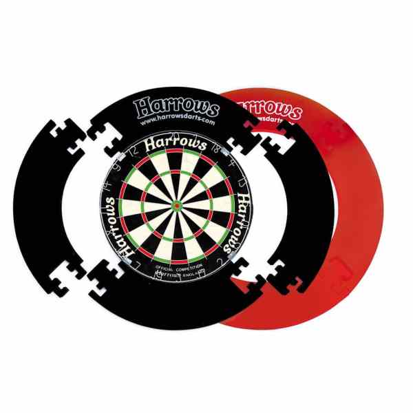 Harrows 4 Piece Dartboard Surround