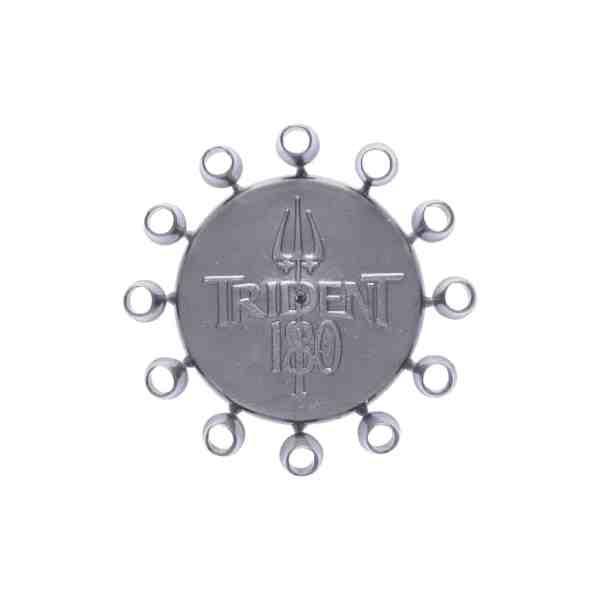 Trident 180 Silver Dart Point Caps