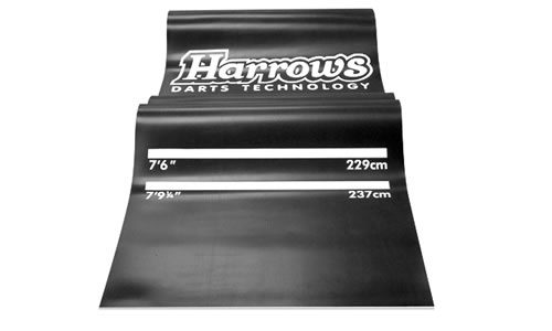 Harrows Professional Darts Mat