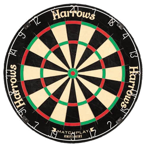 Harrows Pro Matchplay Bristle Dartboard