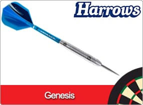 Harrows Genesis 90% Tungsten Darts