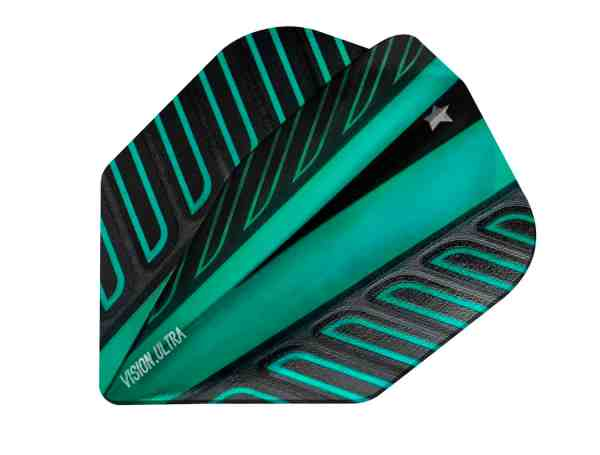 Target Voltage Vision Ultra Flights - Aqua