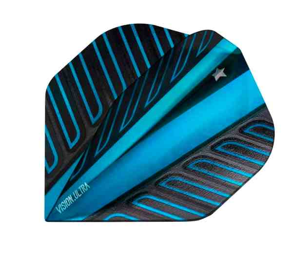 Target Voltage Vision Ultra Flights - Blue