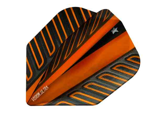 Target Voltage Vision Ultra Flights - Orange