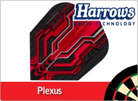 Harrows Plexus Dart Flights