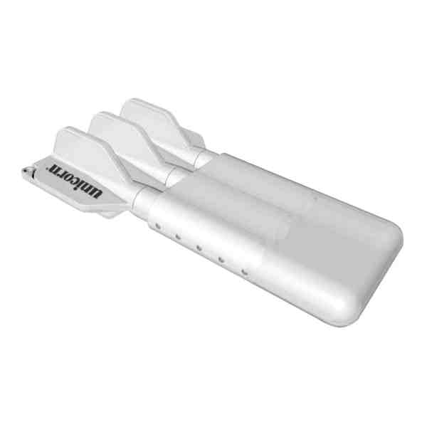 Unicorn Slider Clear Dart Case