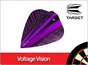 Target Voltage Vision Dart Flights