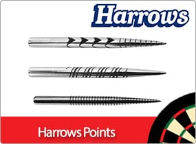 Harrows Replacement Points
