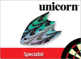 Unicorn Specialist Dart Flights