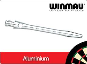Winmau Aluminium Dart Stems