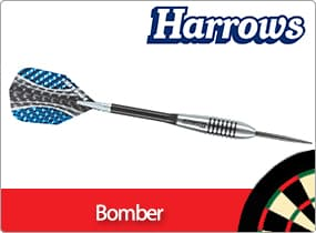 Harrows Bomber 85 Darts