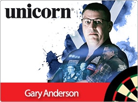 "Gary Anderson Darts - ""The Flying Scotsman"""