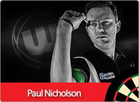 Paul Nicholson Darts