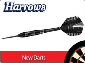 Harrows New Darts