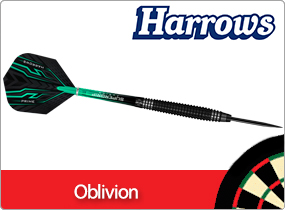 Harrows Oblivion Darts