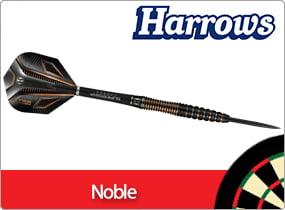 Harrows Noble Darts