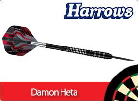 Harrows Damon Heta Darts