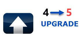 upgrade4to5local
