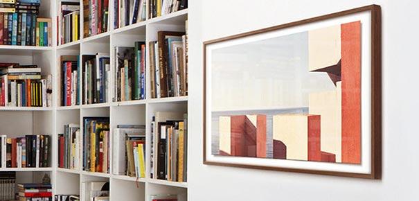 samsung the frame votre tv se