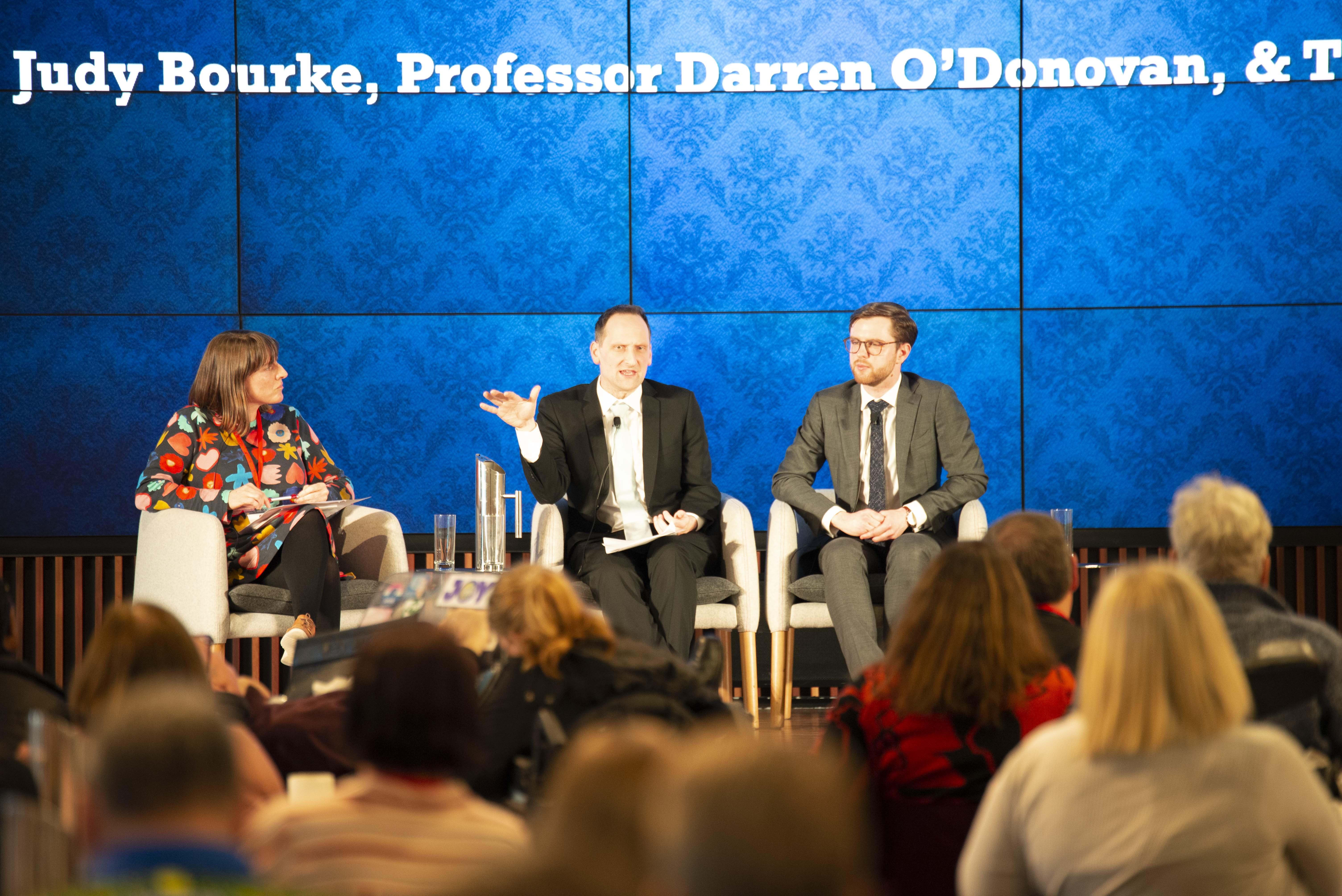 Getting it Right - Professor Darren O.Donovan and Tim Noonan