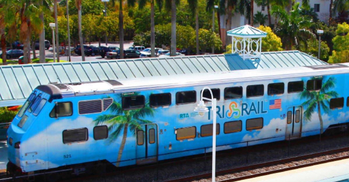 Tri Rail App